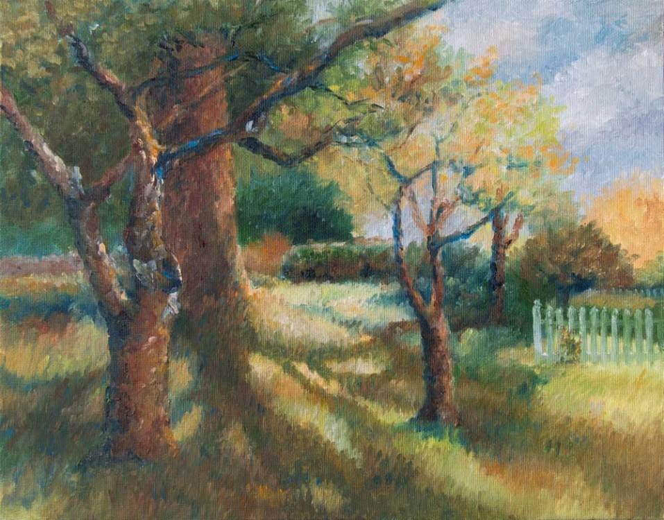 102 Strazza Painting
