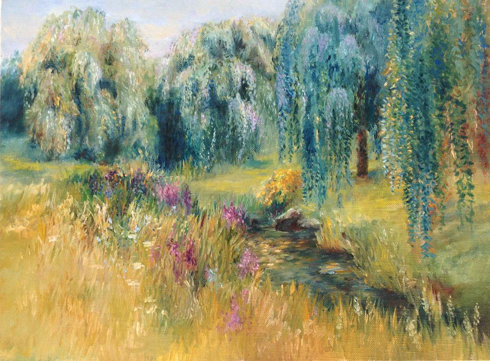 105 Strazza Painting