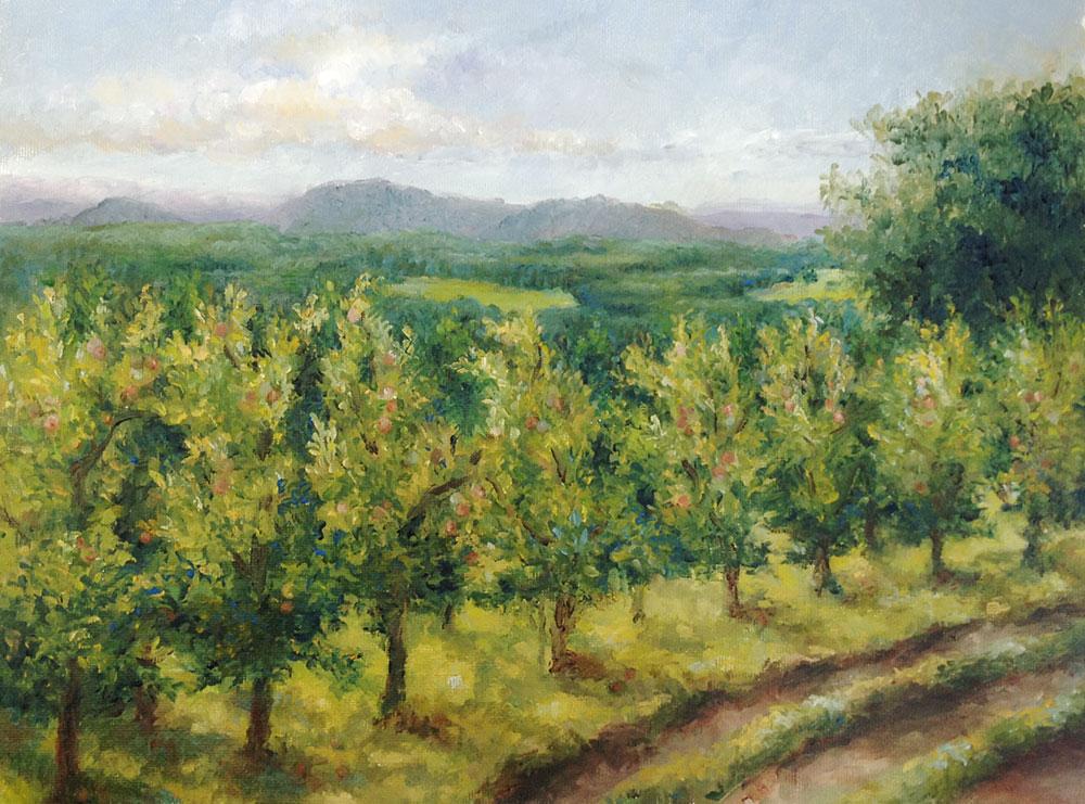 107 Strazza Painting