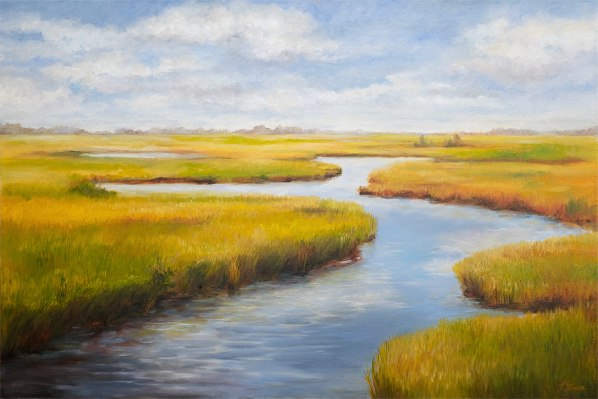 Strazza Intracoastal Waterway Landscape