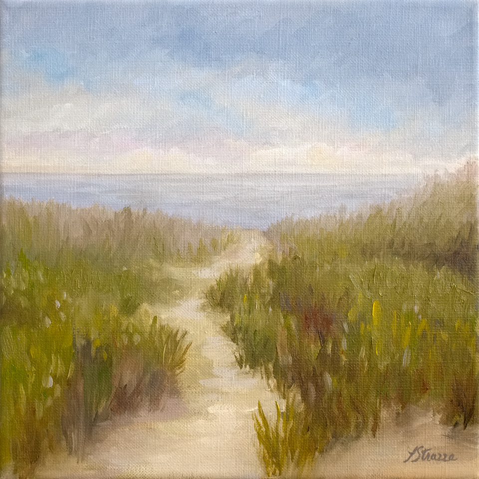 Path-8x8-Strazza painting