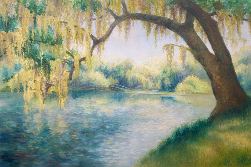 Lisa Strazza Southern Impressionism Show 2019