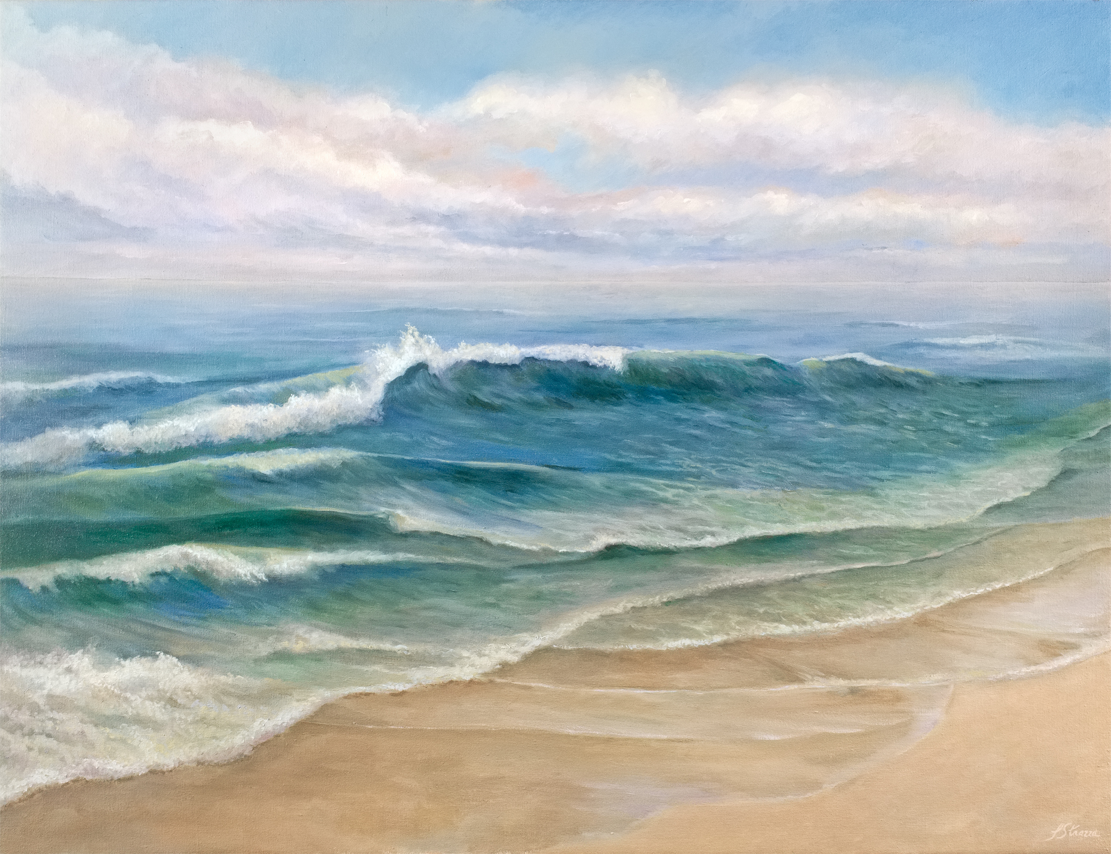 Changing Tides by Lisa Strazza
