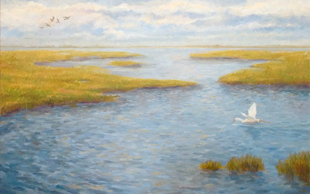 Birds on the Marsh