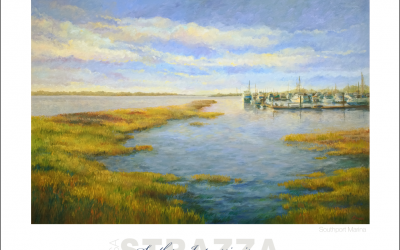Coastal Art Posters