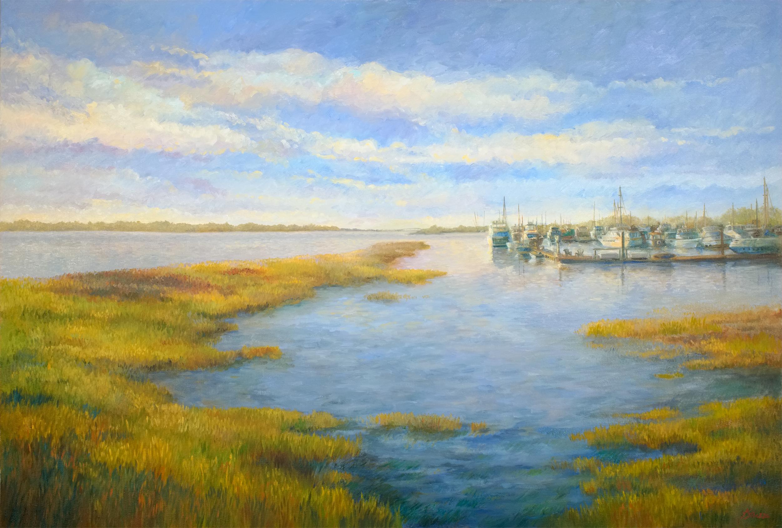 Southport NC Marina